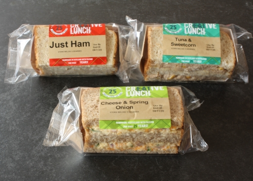 Classic & Plain Sandwiches